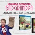 Bad Grandpa : la sortie DVD et Blu Ray prévue pour le 23 avril 2014