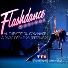 Priscilla Betti : danseuse sexy dans la première bande-annonce de Flashdance