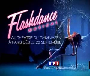 Priscilla Betti : première bande-annonce de Flashdance sur TF1
