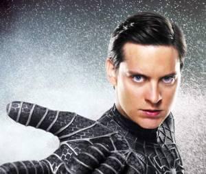 Spider-Man 3 : Peter Parker et son costume noir