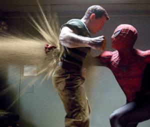 Spider-Man 3 : l'homme-araignée contre l'homme des sables
