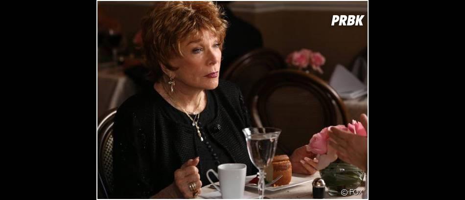 Glee saison 5, épisode 18 : Shirley MacLaine en guest star
