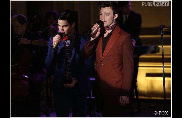 Glee saison 5, épisode 18 : Blaine et Kurt en duo... avant les problèmes ?
