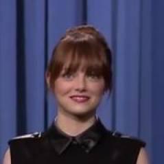 Emma Stone VS Jimmy Fallon : leur géniale battle de playback dans Tonight Show