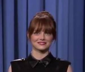 Emma Stone et Jimmy Fallon : la battle de playback géniale dans le Tonight Show