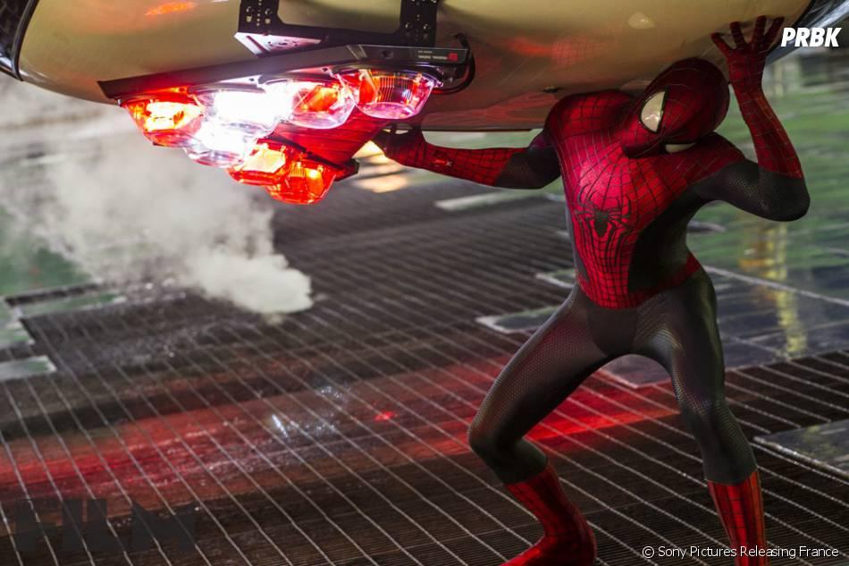 The Amazing Spider-Man 2 : des scènes d'action réussies