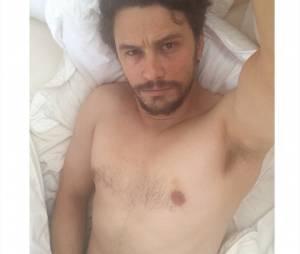James Franco s'expose torse-nu sur Instagram