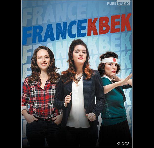 France Kbek saison 1 : nouvelle série d'OCS