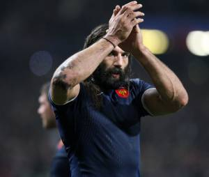Sébastien Chabal : hommage à la plus belle barbe de France