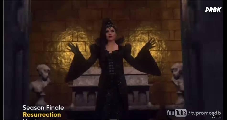Once Upon a Time saison 3 : Regina dans la bande-annonce du final