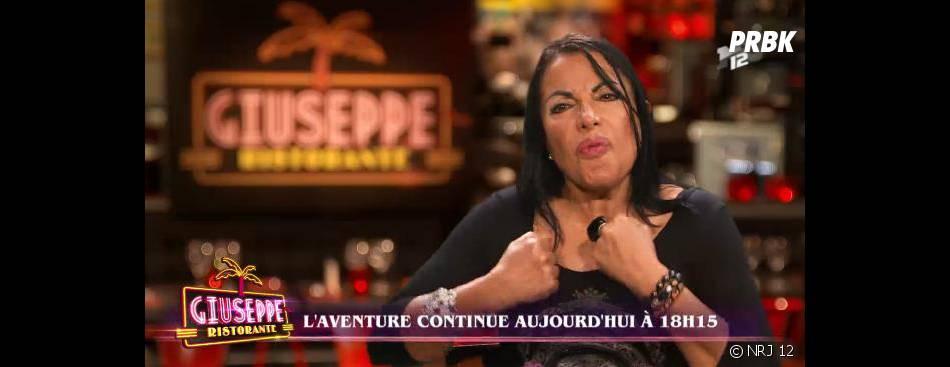 Giuseppe Ristorante : Marie-France a fait le buzz