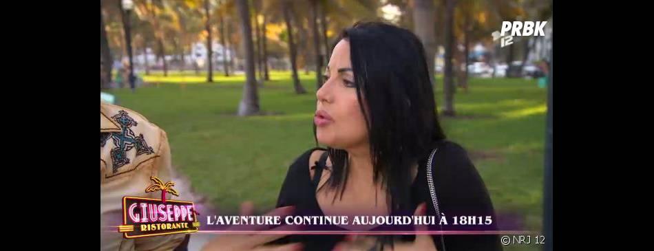 Giuseppe Ristorante : Marie-France n'a pas sa langue dans sa poche