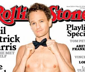 """Neil Patrick Harris photographié """"nu"""" par Terry Richardson pour Rolling Stone"""