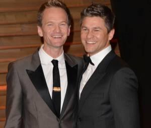 Neil Patrick Harris et son petit-ami David Burtka