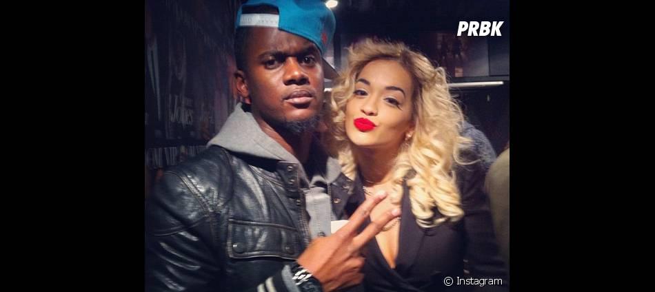 Black M et Rita Ora ont enregistré un remix de 'R.I.P.'