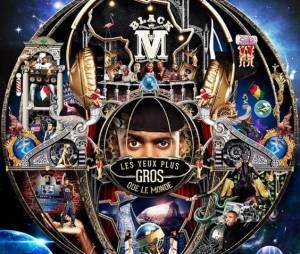 Black M : Les Yeux plus gros que le monde, le premier album en solo du rappeur de la Sexion d'Assaut, dans les bacs le 31 mars 2014