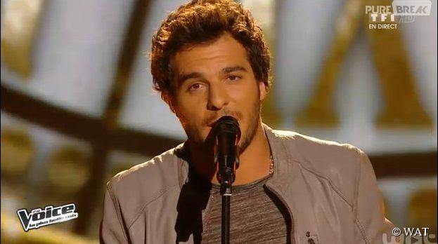 The Voice 3 : Amir, finaliste de l'équipe Jenifer