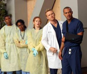 Grey's Anatomy renouvelée pour une saison 11