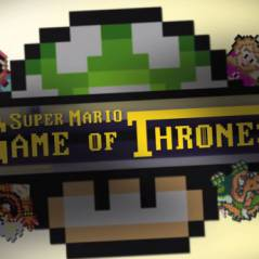 Game of Thrones : le générique de la série parodié par Super Mario