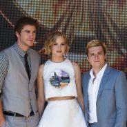 Jennifer Lawrence, Liam Hemsworth... le cast d'Hunger Games 3 débarque à Cannes