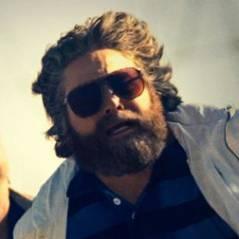 Zach Galifianakis : le héros de Very Bad Trip dirigé par Michel Hazanavicius