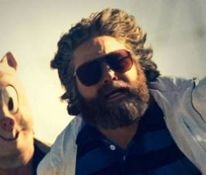 Zach Galifianakis va tourner sous la direction de Michel Hazanavicius