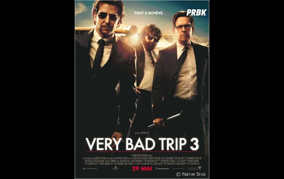 Very Bad Trip 3 est sorti au cinéma le 29 mai 2013