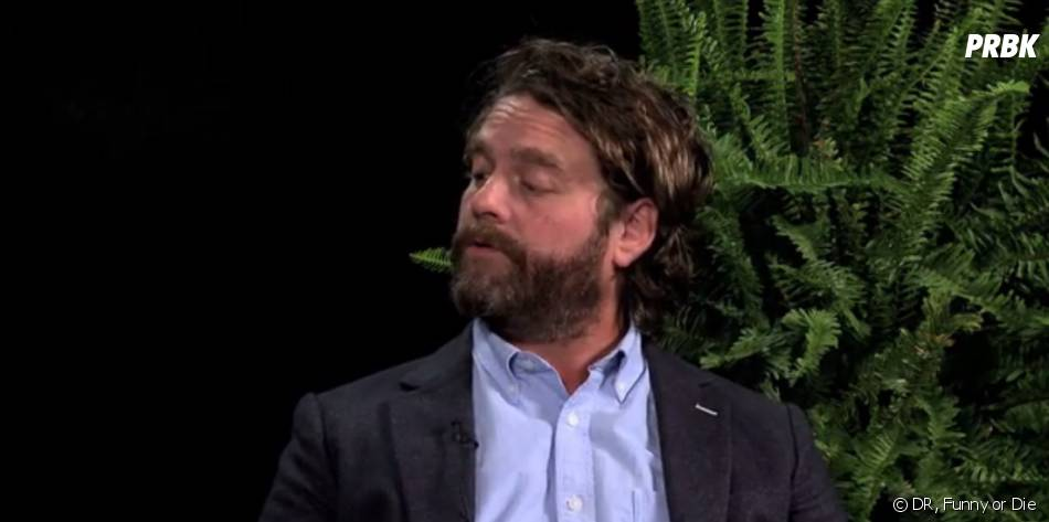 Zach Galifianakis va tourner dans le prochain film de Michel Hazanavicius