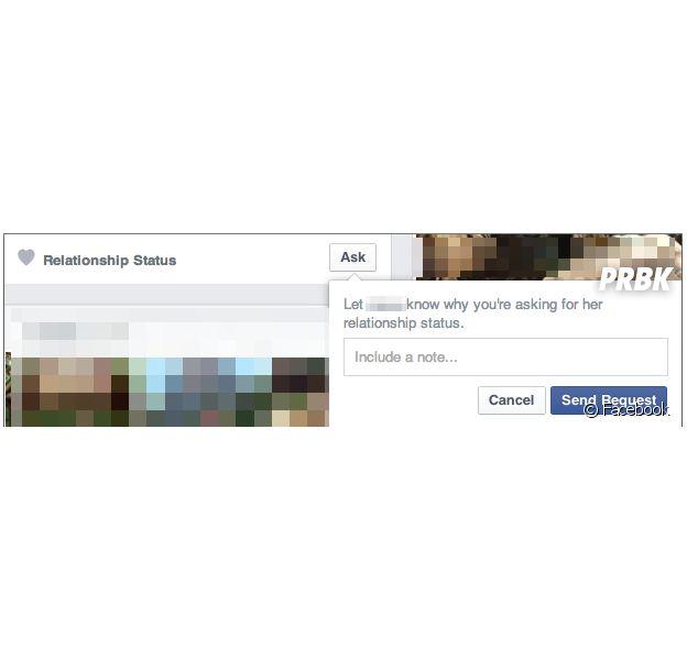 """Facebook : un nouveau bouton """"Ask"""" ou """"Demande"""" fait son apparition"""