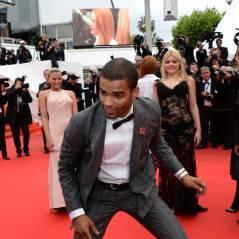 Brahim Zaibat showman face à une Cheryl Cole sexy au festival de Cannes 2014