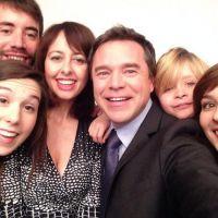 Fais pas ci, fais pas ça saison 7 : Selfies en famille sur le tournage