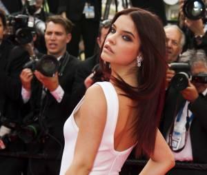 Barbara Palvin : des fesses dignes de Pippa Middleton, le 21 mai 2014 au festival de Cannes