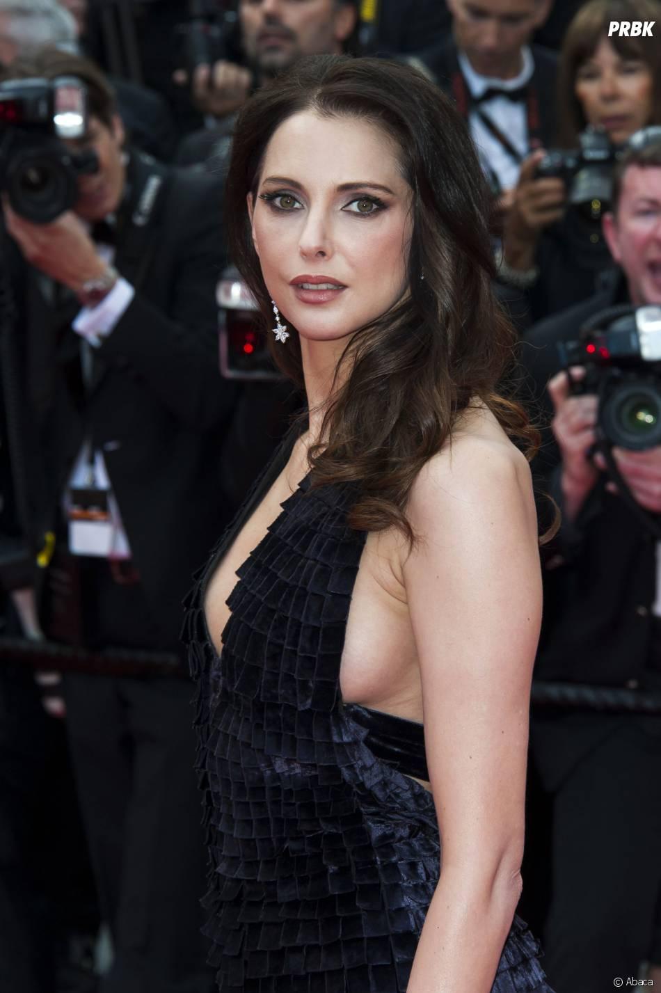 Frédérique Bel au Festival de Cannes 2014