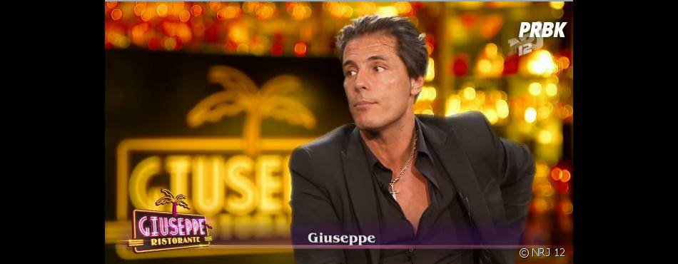 Giuseppe est un homme heureux et amoureux !