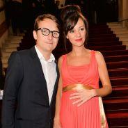 Lorànt Deutsch et sa femme Marie-Julie Baup heureux parents d'un petit garçon