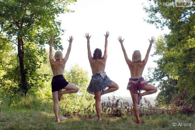 The Topless Tour : Olivia, Lydia et Ingvield font un tour du monde topless et partagent leurs photos sexy sur Instagram et Facebook