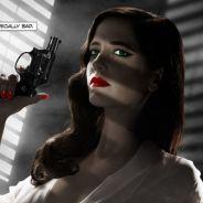 Eva Green presque nue sur l'affiche de Sin City 2 : l'actrice censurée aux USA