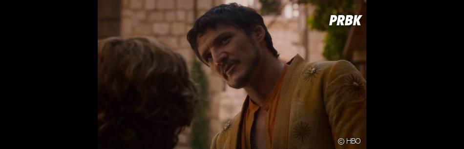 Game of Thrones saison 4 : Pedro Pascal revient sur sa mort dans la série
