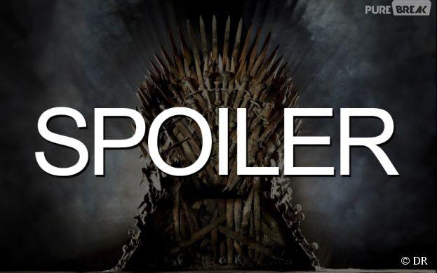 Game Of Thrones : spoilers sur la saison 4