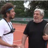 Maxime Musqua sauve (presque) l'honneur de la France à Roland Garros 2014