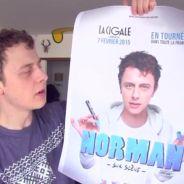 Norman en scène : le Youtubeur annonce une tournée pour son One Man Show