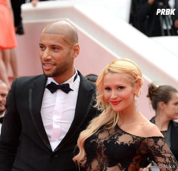 Tatiana Laurens et Xavier Delarue rejoignent NRJ12 pour l'Ile des vérités 4 (ici sur le tapis rouge du Festival de Cannes, le 21 mai 2014)