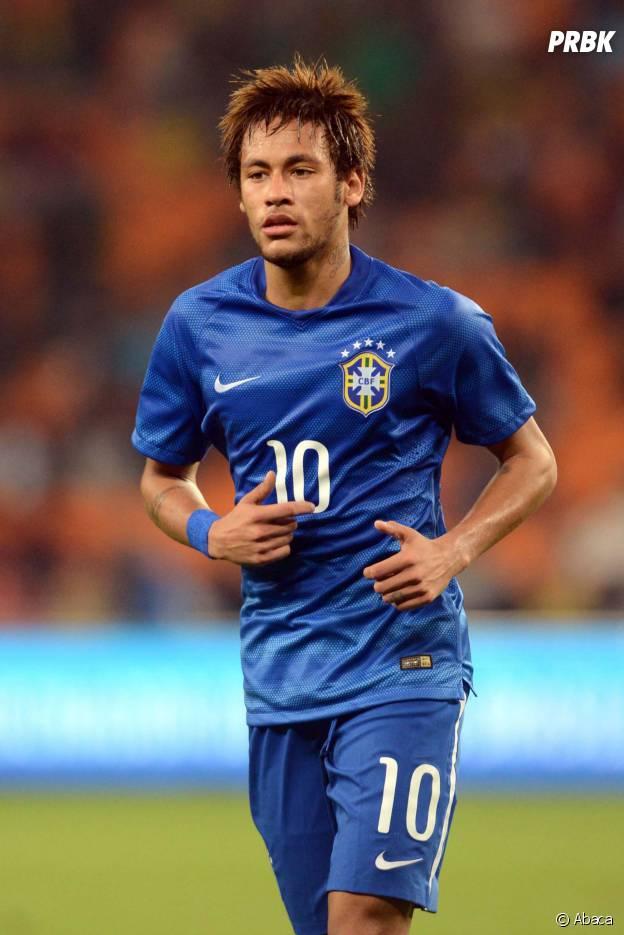 Neymar dans notre équipe des 11 plus beaux joueurs de la Coupe du Monde 2014