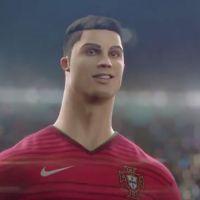 Zlatan Ibrahimovic, Cristiano Ronaldo.. stars virtuelles de la nouvelle pub Nike