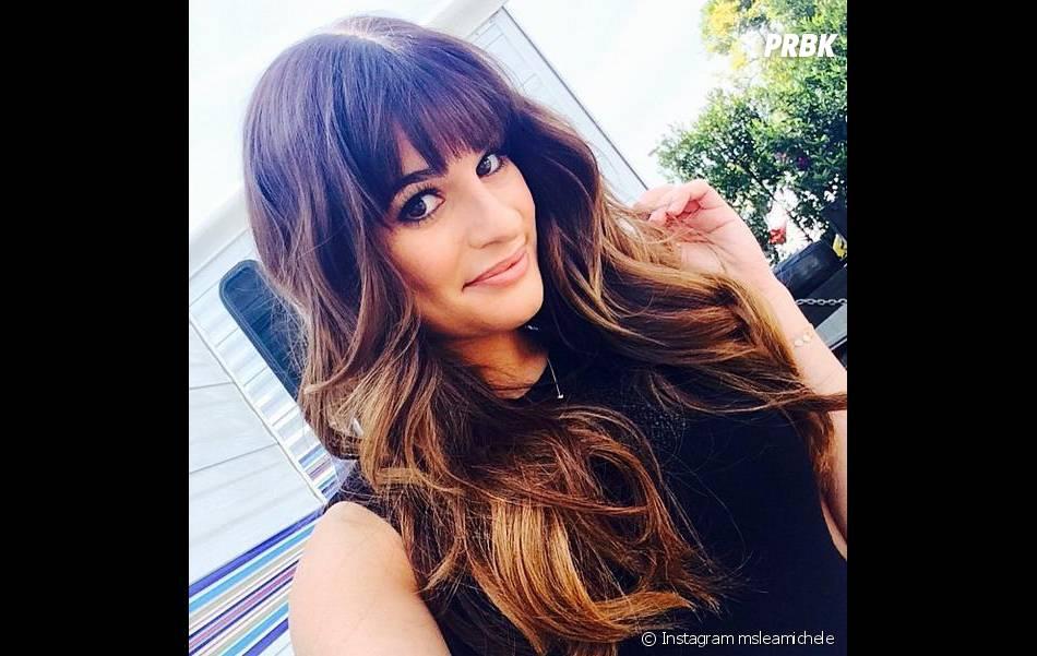 Lea Michele : un petit-ami ancien gigolo ?