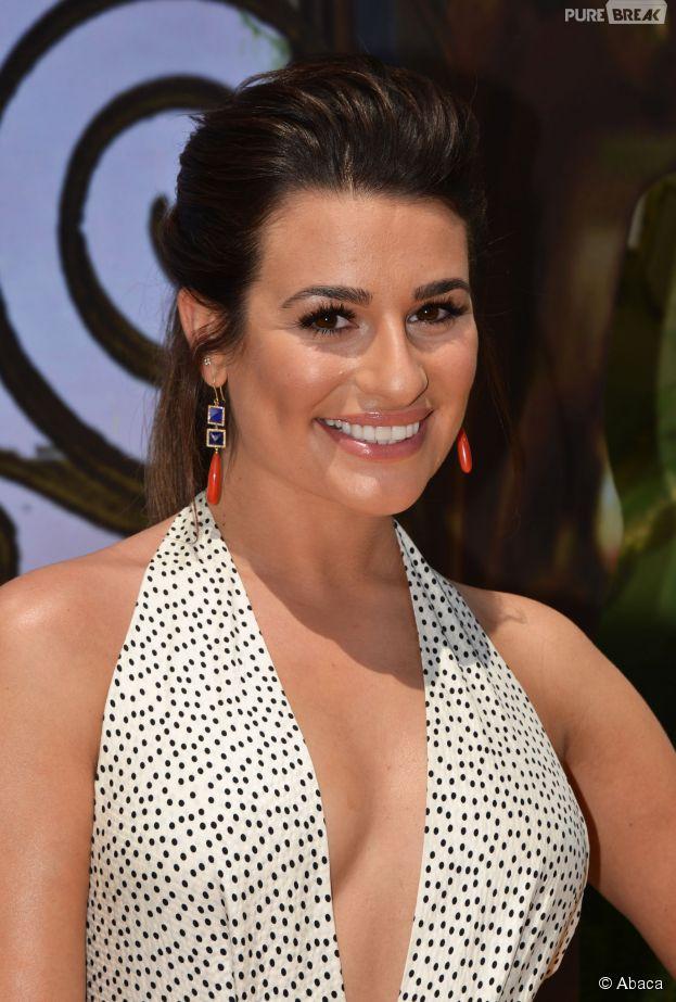 Lea Michele en couple un an après la mort de Cory Monteith ?