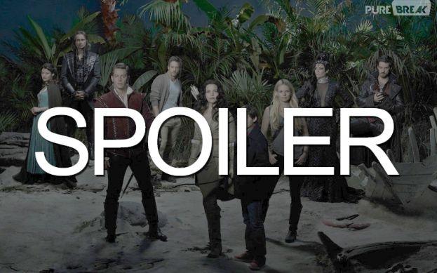 Once Upon A Time saison 4 : quel avenir pour Hook et Emma ?