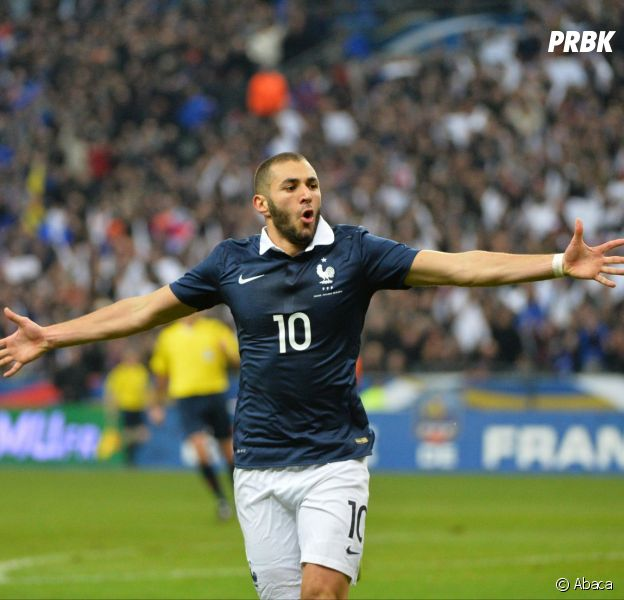 Karim Benzema : pour sa première Coupe du Monde, l'attaquant joue ce soir le match France - Honduras