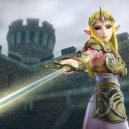 Hyrule Warriors sur Wii U : des images de gameplay inédites avec Link et Zelda