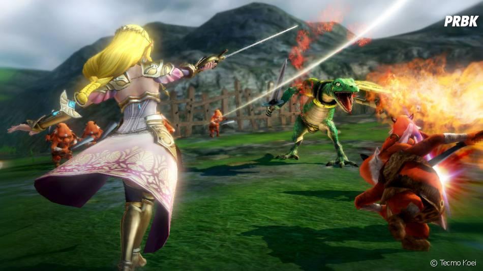 Hyrule Warriors : les joueurs pourront incarner la Princesse Zelda